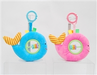 "5"" PINK AND BLUE WHALE  ACTIVITY TOYS (2)"