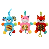 "10"" BABY ASSORTED PULL STRING W/LULLABY (3) <b class='icon-new-product'></b>"