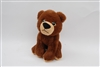 "9.5""  BUTTOM SITTING BROWN BEAR (1)"