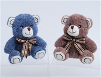 "5.5"" CICI BEAR WITH BOW (2)"