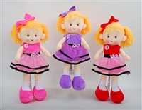 "16""  PAYGE DOLL WITH SOUND(3)"