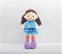 "16"" HANNA DOLL WITH MUSIC"