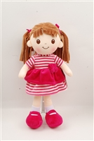 "16"" HOTPINK LIZZI DOLL (1) <b class='icon-new-product'></b>"