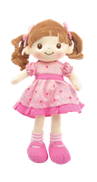 "16"" LIGHT PINK AVERY DOLL <b class='icon-new-product'></b>"