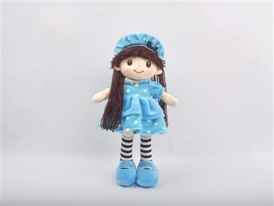 "16"" BLUE TAMMY DOLL (1) <b class='icon-new-product'></b>"