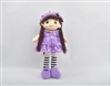 "16"" PURPLE TAMMY DOLL(1) <b class='icon-new-product'></b>"