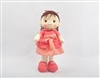 "16"" PEACH DOTTIE DOLL <b class='icon-new-product'></b>"