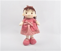 "16"" PINK DOTTIE DOLL <b class='icon-new-product'></b>"