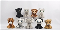 "9"" WILD ANIMAL COLLECTION (9) <b class='icon-new-product'></b>"