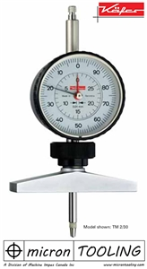 Dial Depth Gauge TM 2/30