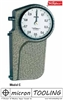 Saw Setting Dial Gauge Model C with flat contact point dial 4,8mm