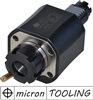 VDI 30, Straight Tool Holder, TOEM Coupling, With Internal Cooling, ER25