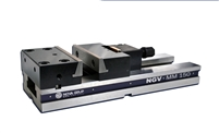 Mechanical Precision Vise for CNC Milling Machines