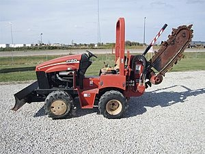 Ride on Trencher Parts for Ditch Witch, Vermeer, Case