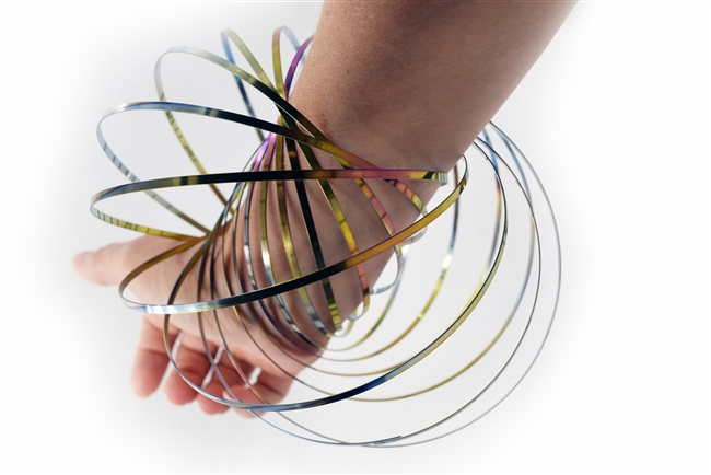 Flow Ring 3D Kinetic Toy