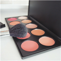 Simply Spoiled Blush Palette Light Sky