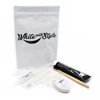 Sparkle White Kit w/Bamboo Toothpaste/brush Set