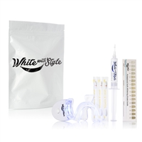 Sparkle White Professional Teeth Whitening Kit Plus Free Gel