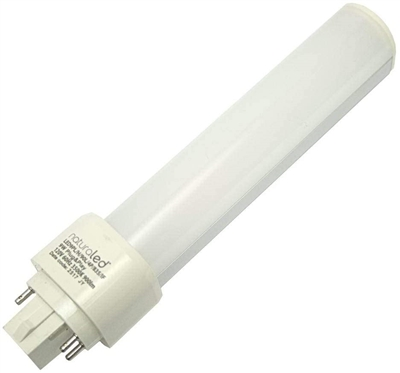 naturaLED 04504 - LED9PL/H/90L/4P/835/IF LED 4 Pin Base CFL Replacements