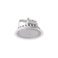 NaturaLED  100 Watt 5000K Round LED High Bay Fixture