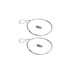 "Howard Lighting 60"" Wire Cable Hanging Set"