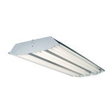 Howard Lighting 6-Lamp T8 Curved Fluorescent High Bay Fixture
