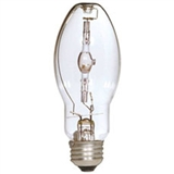 175W Clear Metal Halide ED28 Mogul Base Lamp
