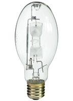 250 Watt Metal Halide Clear Finish Mogul Base Lamp