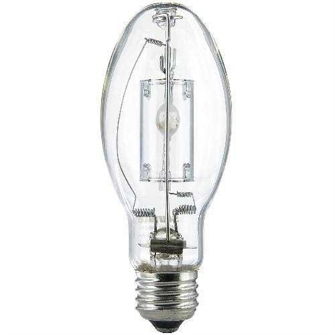 Howard 200W Pulse Start Clear Metal Halide 4200K Base Up Lamp