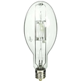 Howard Lighting 400 Watt Pulse Start Clear Metal Halide Base Up ED37 ANSI M135/E 4200K