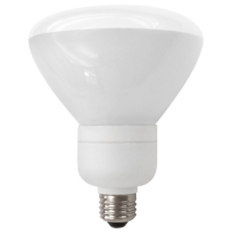 20W R40 827 Color Temperature Medium Base CFL