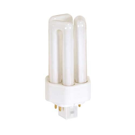 13 Watt 4-Pin Triple Twin Tube 841 Color Temperature Plugin CFL Lamp