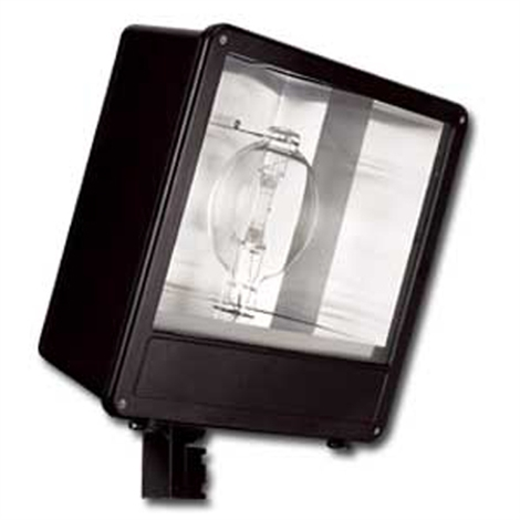 Howard ELFL-1000-MH-4T-B 1000W Metal Halide XL Flood w/ Slip Fitter