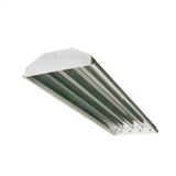 Howard Lighting HFA2E454APSMV000000I 4-Lamp T5 High Output Flat Profile Fluorescent High Bay