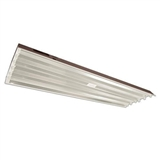 Howard Lighting HFLPE654APSMV00000I 6-Lamp T5 High Output Low Profile Fluorescent High Bay