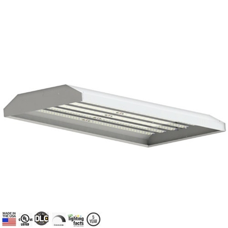 HLED08WDMV00000 77W 120-277V LED Wide Distribution High Bay