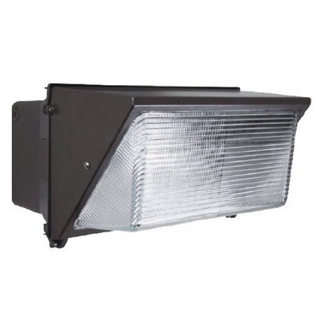Howard LDWP-320-PS-4T 320W Pulse Start Metal Halide Deep Wall Pack