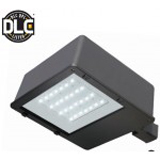 NaturaLED LED-FXSB75/3S/40K/DB 75 Watt Shoebox Area Light Fixture Dimmable DLC Listed 4000K