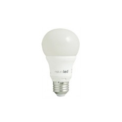 NaturaLED LED12A19/82L/30K 12 Watt LED A19 Bulb Dimmable Lamp 5772 3000K
