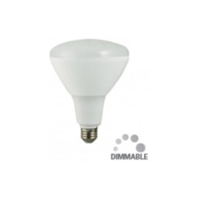 NaturaLED 5785 LED14BR30/80L/930 14 Watt BR30 High Output Dimmable LED Bulb 90CRI 3000K
