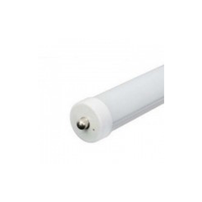 NaturaLED LED38T8/96FR44/850/IF 38 Watt 8 Foot T8 LED Instant Fit Tube Lamp Frosted Glass Lens 5000K