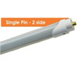 "NaturaLED LED40T8/96FR43/850 5812 40 Watt 96"" 8 Ft. Linear T8 LED Tube Frosted Lens Internal Driver 5000K"