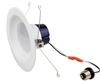 NaturaLED LED6RL-98L850 13 Watt Adjustable 5 or 6 Inch LED Recessed Can Downlight Retrofit Kit Dimmable 5000K 120V