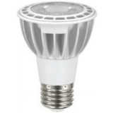 NaturaLED LED9.5PAR20/50L/NFL/50K 5755 9.5 Watt PAR20 LED Dimmable Lamp 25 Degree 5000K