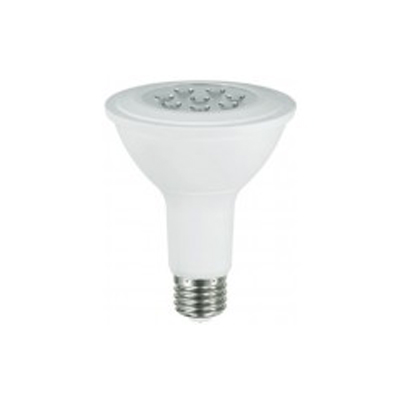 NaturaLED LHO-9.5PAR30L/75L/FL/30K 5790 9.5 Watt PAR30 LED High Efficiency Dimmable Flood Lamp 3000K