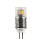 NaturaLED LHO-JC1.6T4G4 1.6 Watt LED Bi-Pin Lamp Low Voltage 12V G4 Base