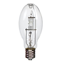 Howard/Plusrite 150W Metal Halide ED28 Mogul Base Lamp