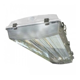 Howard Lighting T8 Vapor-Proof 6-Lamp Tight Fluorescent High Bay