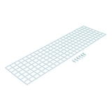 HFA2 Fluorescent High Bay Series Wire Guard