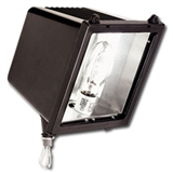 150W Metal Halide Flood Light w/ 4-Tap HX Ballast